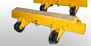 Maquinaría para reparación y mantenimiento de vías férreas