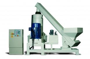Máquinas para la producción de pellets