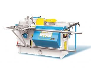 Máquinas combinadas sierra circular