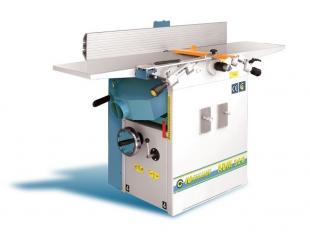 Máquinas combinadas regruesadoras cepilladoras