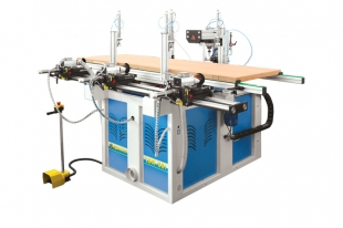 Máquinas especializadas para la fabricación de puertas