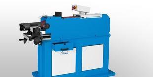 Pipe notching machines for tube ends grooving