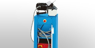 Elecric portable bevelling machines